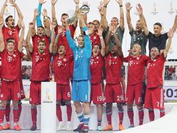 El conjunto bávaro es el claro candidato a la Bundesliga. (Foto: Imago)