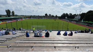 Am Samstag wird das Stadion in Drochtersen aus allen Nähten platzen