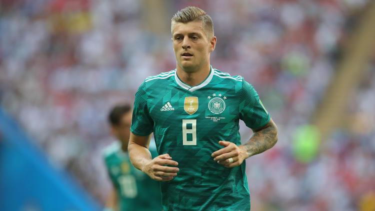 Behält das DFB-Trikot mindestens bis 2020 an: Toni Kroos