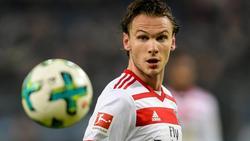 Albin Ekdal wird den HSV wahrscheinlich verlassen