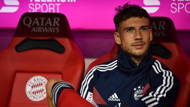Leon Goretzka steht gegen Benfica im Bayern-Kader
