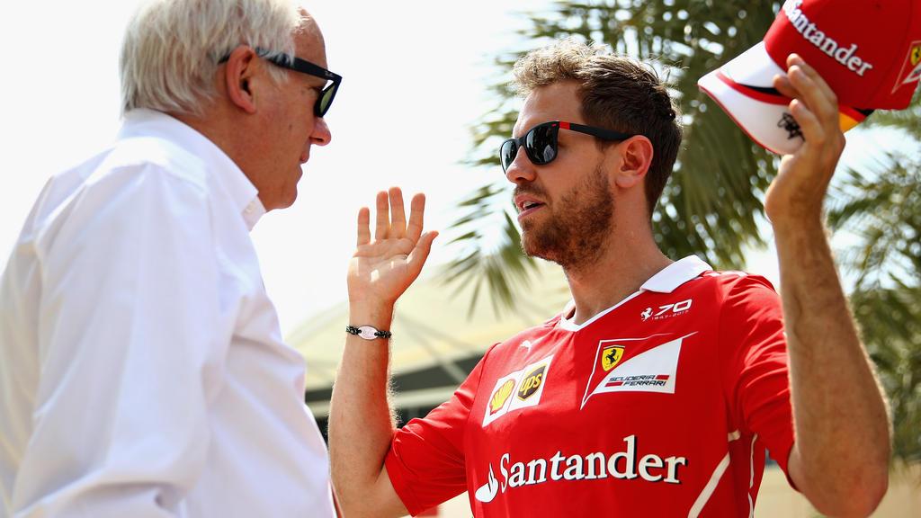 Whiting (li.) hat die Regeln an Ferrari und die anderen Teams weitergeleitet