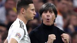 Joachim Löw und das DFB-Team stehen unter Druck