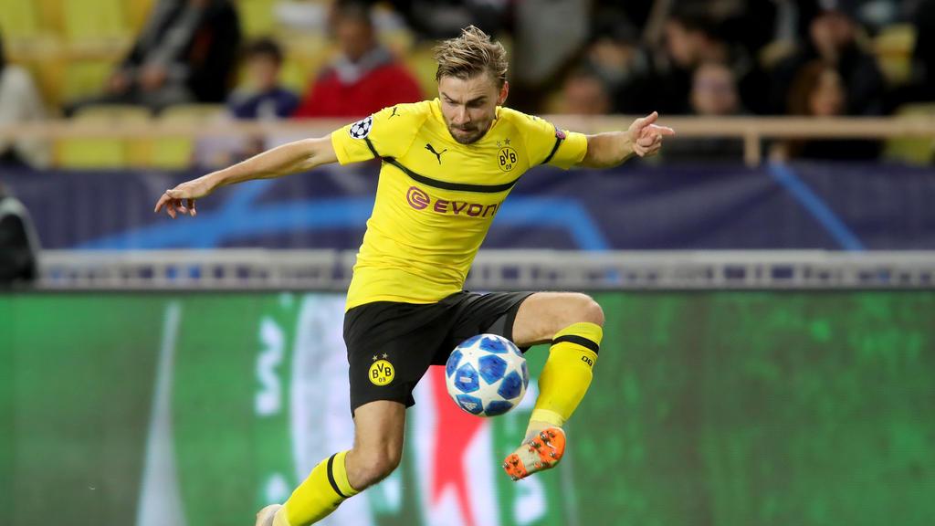 Marcel Schmelzer feierte in Monaco sein Comeback für den BVB