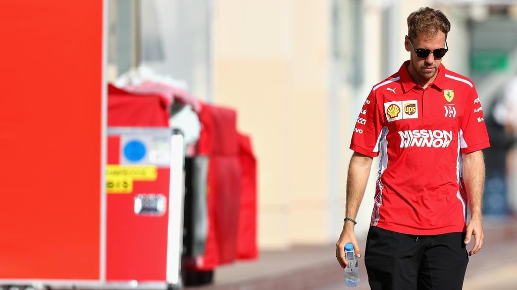 Fehler von Sebastian Vettel haben den Titelkampf 2018 entschieden