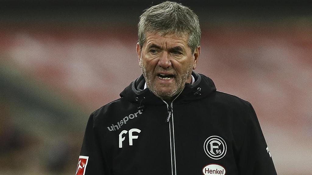 Friedhelm Funkel bleibt Fortuna Düsseldorf nun doch erhalten