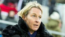 Voss-Tecklenburg debütiert als Bundestrainerin