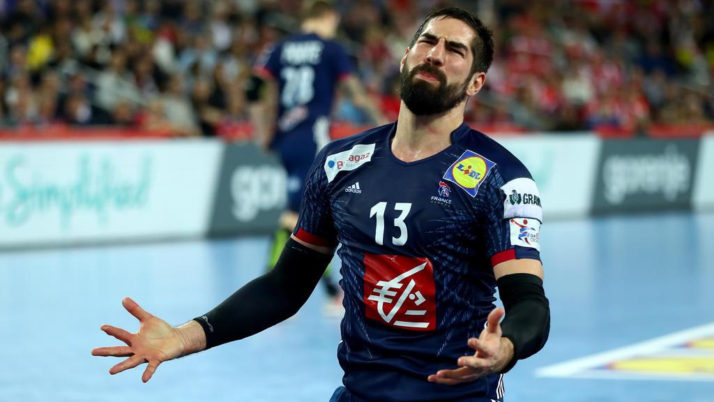 Nikola Karabatic fällt für die Handball-WM aus
