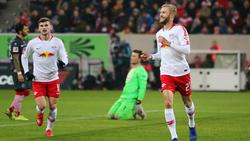 RB Leipzig hat einen souveränen Auswärtssieg in Düsseldorf gefeiert