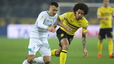 Maximilian Eggestein begegnete dem BVB zuletzt im DFB-Pokal