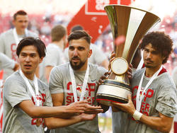 Salzburg steht vor dem Double-Gewinn