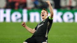 Matthijs de Ligt wechselt wohl nicht zum FC Bayern
