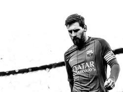Lionel Messi en el Camp Nou (Foto: Getty)