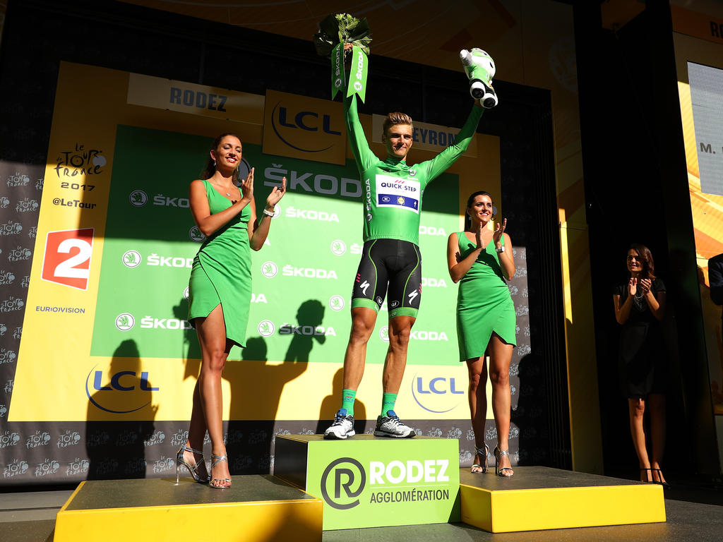 Mit fünf überragenden Tagessiegen begeisterte Marcel Kittel die deutschen Radsportfans