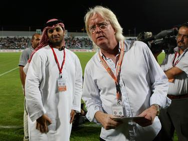 Winfried Schäfer ist zurzeit Trainer beim iranischen Top-Klub Esteghlal