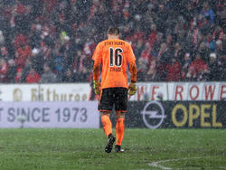 Ron-Robert Zieler konnte in Mainz mit dem VfB nicht gewinnen