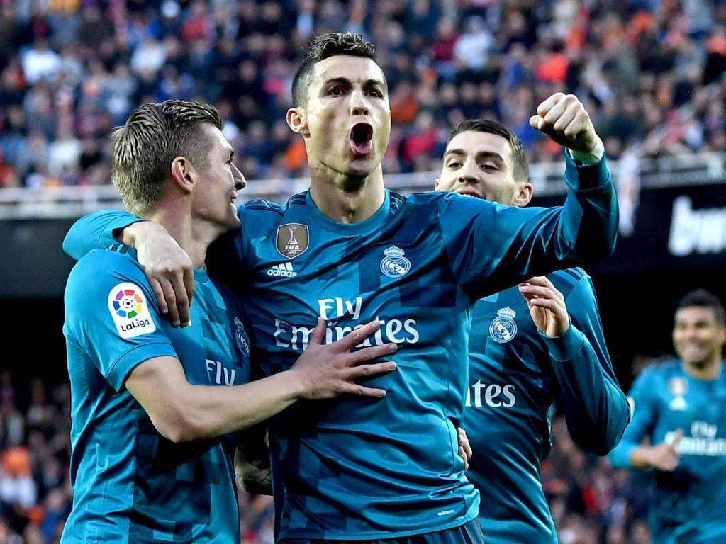 El Real Madrid sólo tiene en la recámara la bala de la Champions. (Foto: Getty)