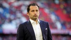 Hasan Salihamidzic war mit der Leistung des FC Bayern nicht einverstanden