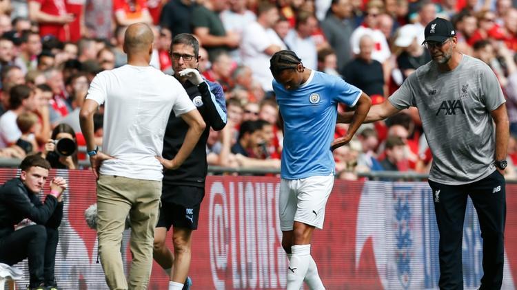 Leroy Sané offenbar in Innsbruck am Knie operiert