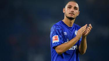 Ahmed Kutucu vom FC Schalke 04 will zur EM