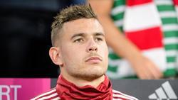 Noch nicht zurück beim FC Bayern: Lucas Hernández