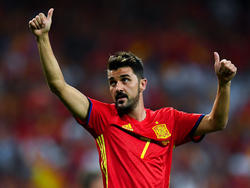 David Villa ha finiquitado una carrera llena de éxitos.