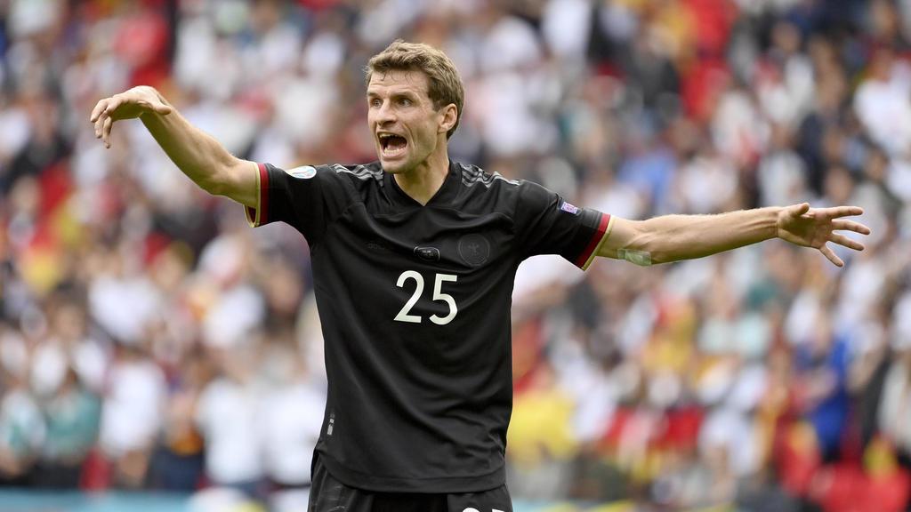 Bayern-Star Thomas Müller braucht einen