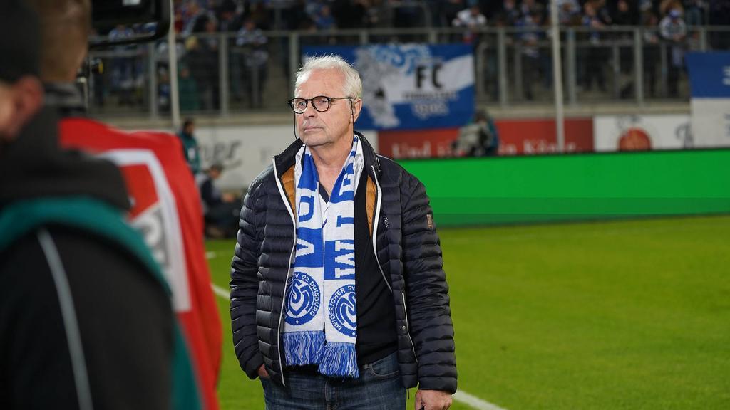 Spielte auch für den FC Schalke 04: Bernhard