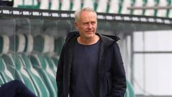 Christian Streich hat Mark van Bommel gestärkt