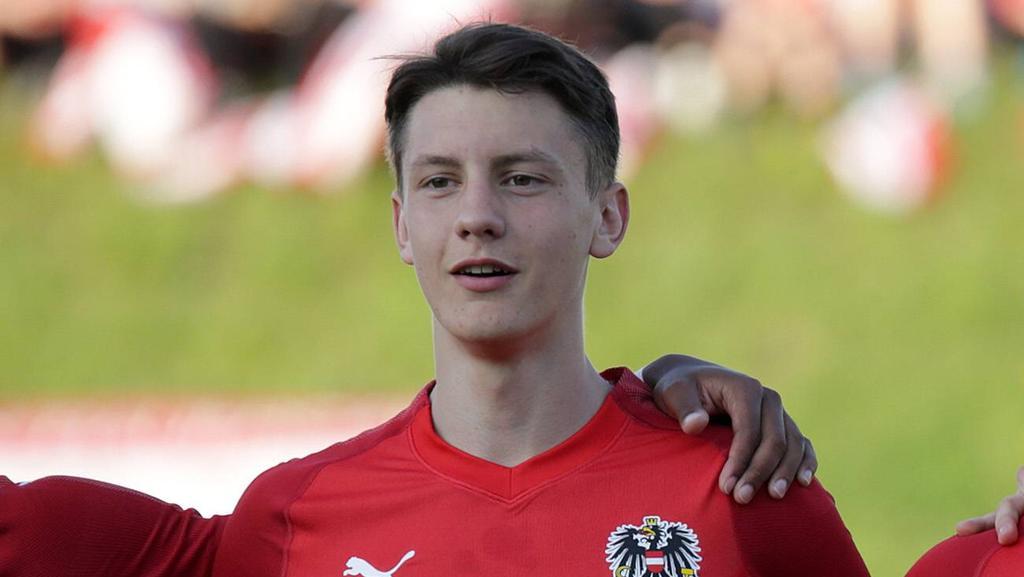 Neu beim SC Freiburg: Felix Bacher