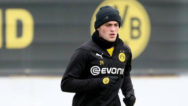 Jacob Bruun Larsen könnte den BVB im Winter verlassen