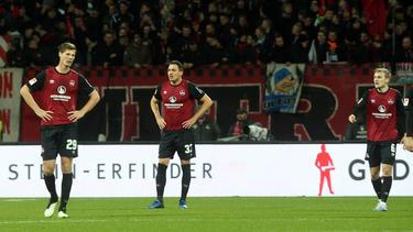 Beim 1. FC Nürnberg gibt es einen Corona-Fall