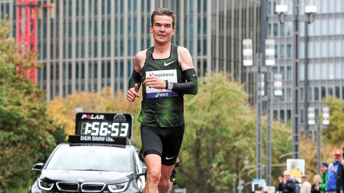 Hofft auf eine Änderung der Olympia-Qualifikation: Der Marathon-Läufer Arne Gabius