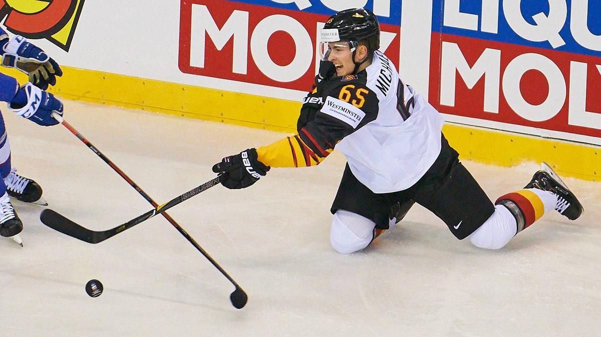 Erhält bei den Vancouver Canucks einen Einjahresvertrag: Marc Michaelis