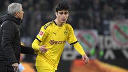 Wie geht es für Giovanni Reyna beim BVB weiter?
