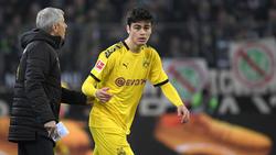 Reyna fehlte dem BVB gegen Mainz