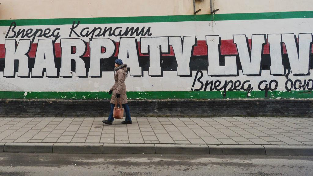 Bei Karpaty Lviv gab 25 positive Corona-Tests