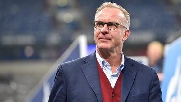 Bayern-Boss Rummenigge hat über den FC Schalke 04 gesprochen