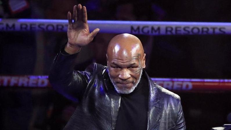 Mike Tyson möchte in einem Showkampf seine alten Box-Künste zeigen