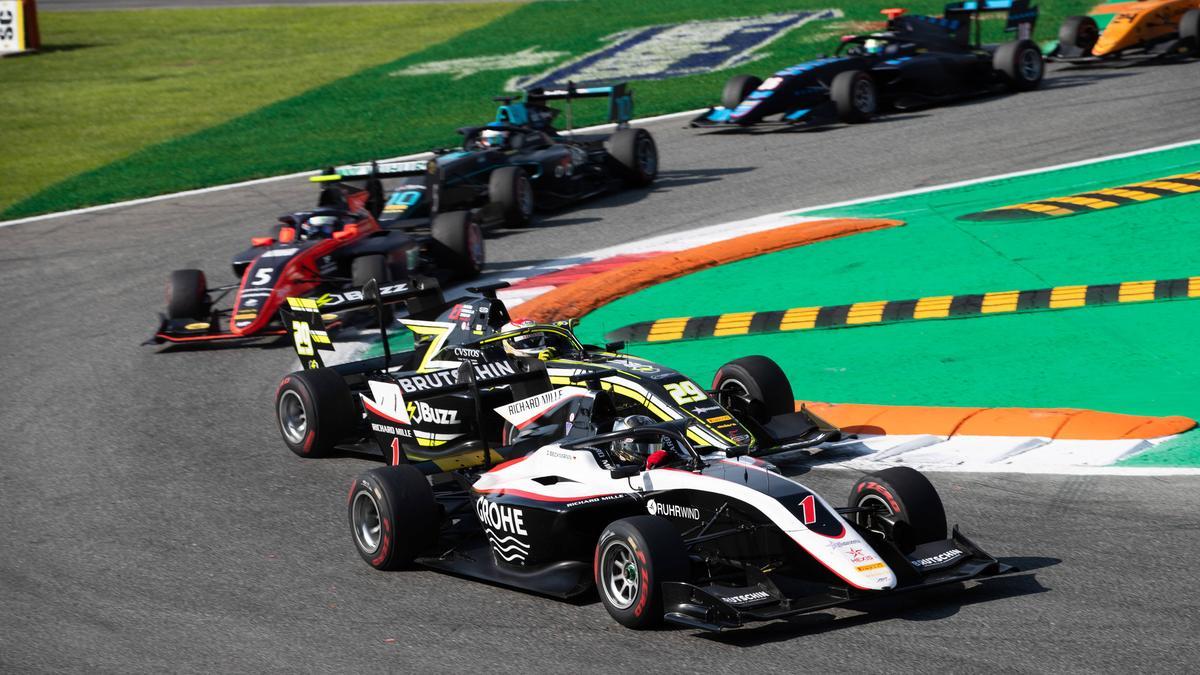 Formel 3 Fahrerwertung