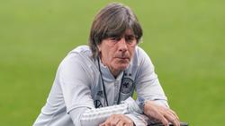 Bundestrainer Joachim Löw hat alle Mann an Bord