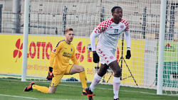 Jean-Philippe Mateta glänzt beim 1. FSV Mainz 05