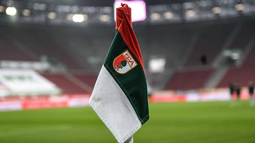 Der FC Augsburg hat zwei Coronafälle bestätigt