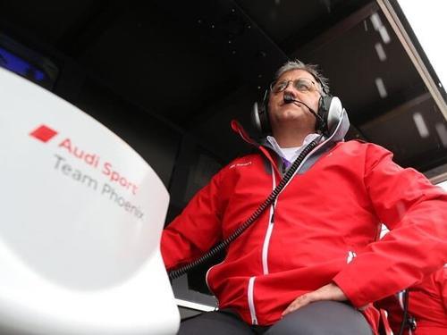 Phoenix-Teamchef Ernst Moser: Nach 15 Jahren nicht mehr DTM mit Audi