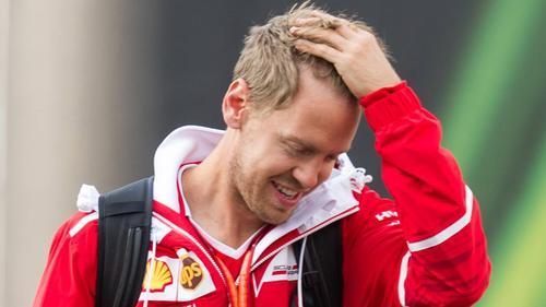 Sebastian Vettel zeigt sich in England mit Prince-William-Gedächtnis-Frisur