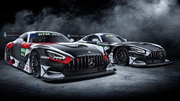Das HRT-Team hat bereits die Designs für die DTM-Saison veröffentlicht