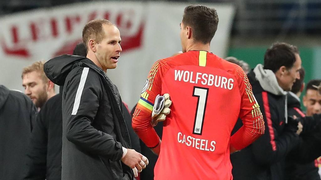 Gulácsi und Casteels treffen im DFB-Pokal aufeinander