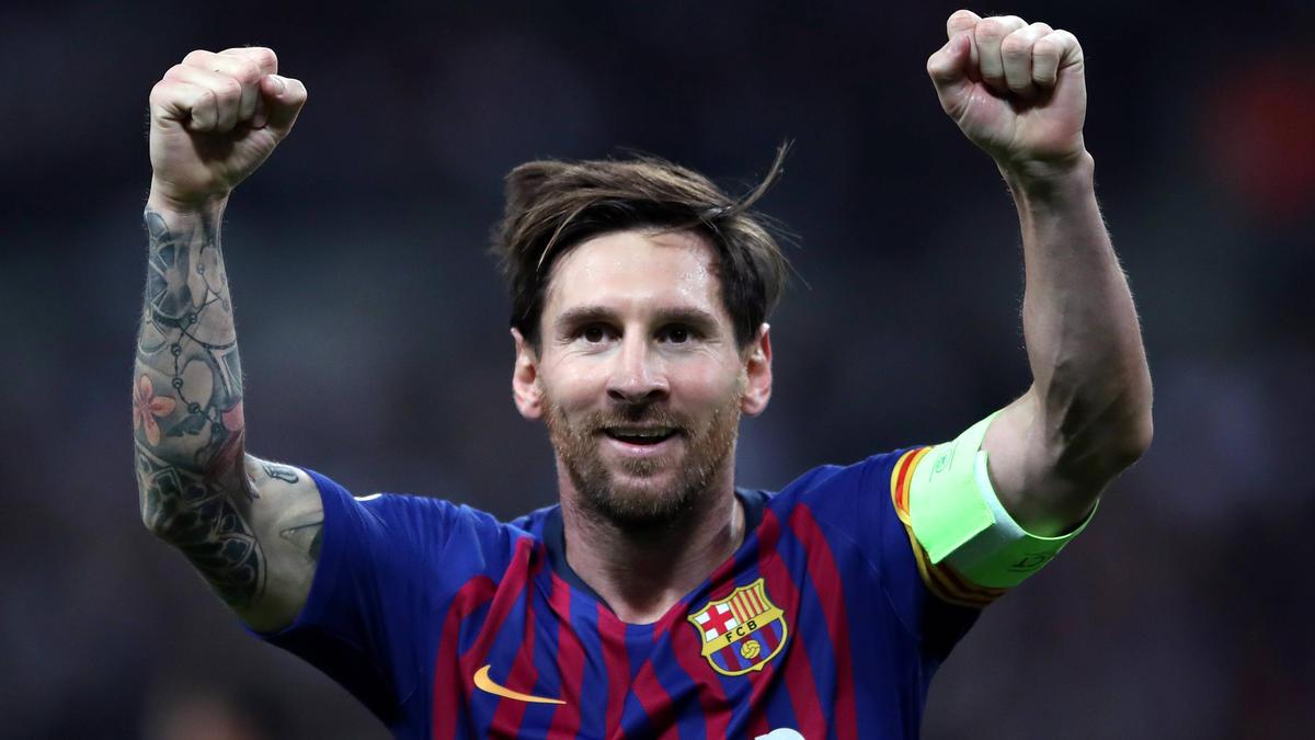 Lionel Messi zeigte sich gegen Elche treffsicher