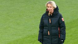 Die Bundestrainerin wird mit ihrer Mannschaft nicht in die USA reisen.