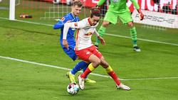 RB Leipzig kam gegen Hoffenheim nicht über ein Remis hinaus